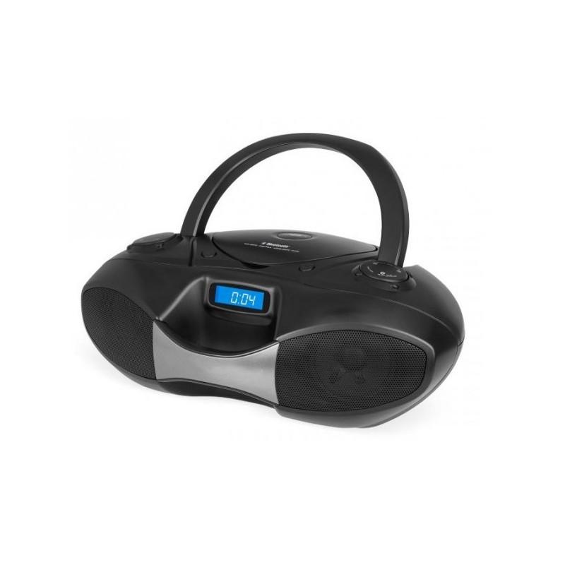 Boombox z CD, SD, USB, BT