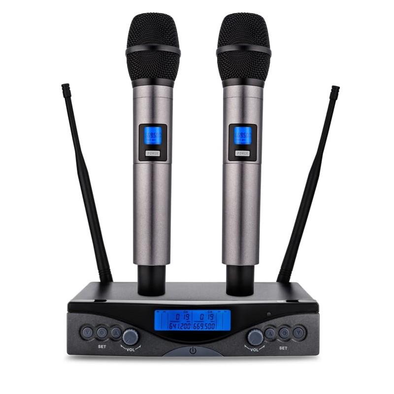 Mikrofony bezprzewodowe UHF-V200