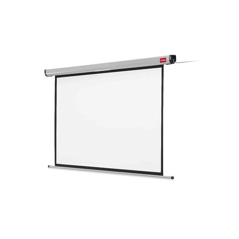Ekran elektryczny NOBO - przekątna 240 cm