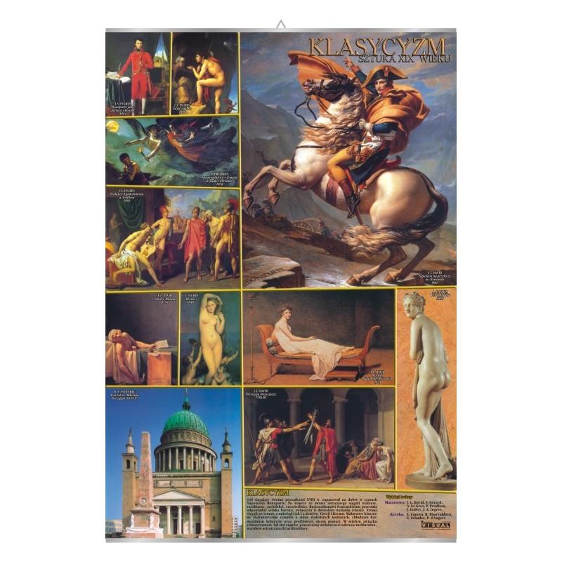 Klasycyzm - sztuka XIX wieku