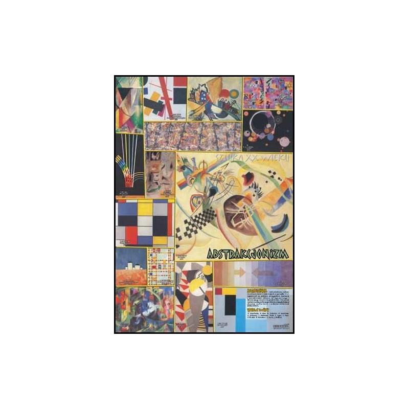 Abstrakcjonizm - sztuka XX wieku