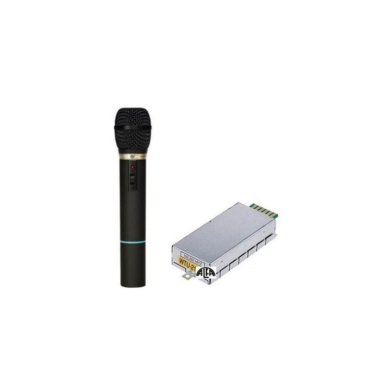 Moduł bezprzewodowy WTU-211 + mikrofon bezprzewodowy VXM-286TS