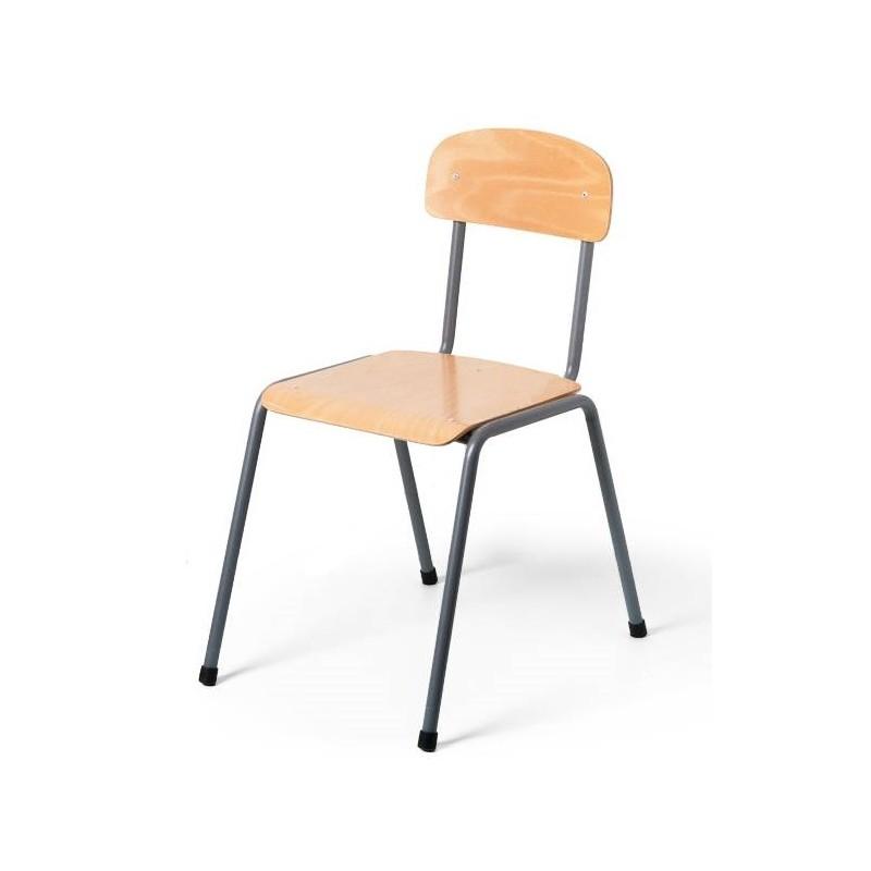 Krzesło Karolek 6 - szary