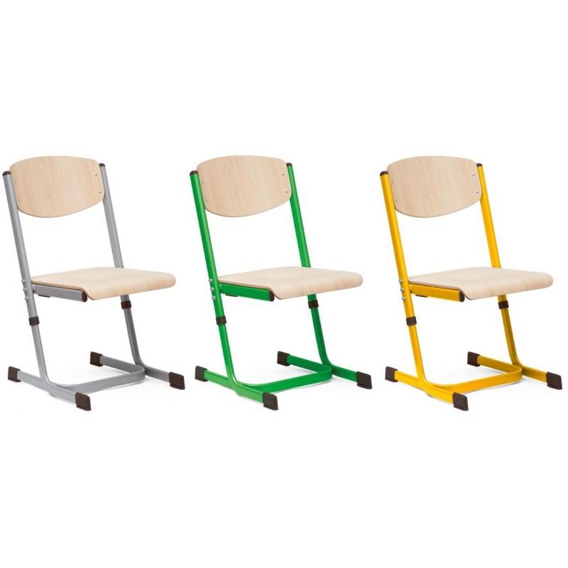 Krzesło szkolne regulowane 3-4