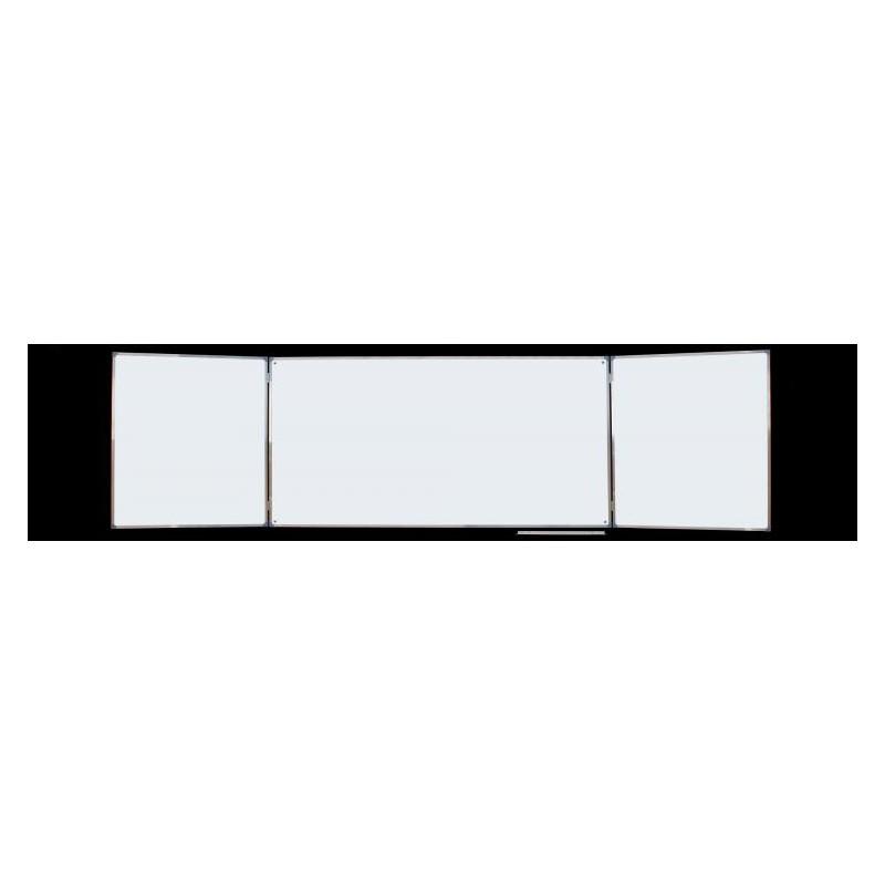 Tablica tryptyk biała 4,00 x 1,00 m typ A
