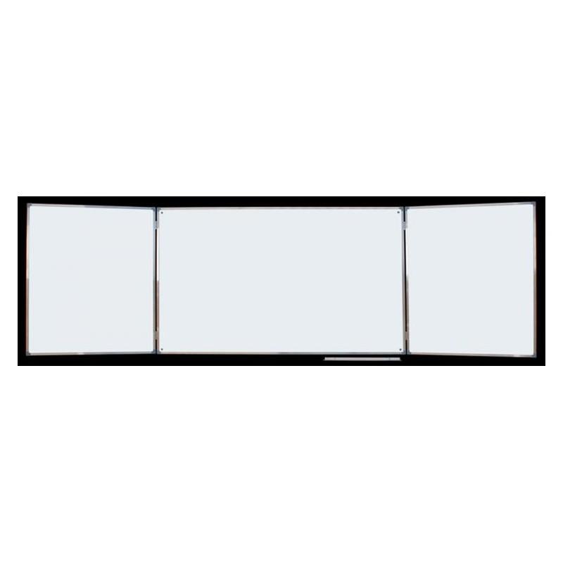 Tablica tryptyk ceramiczna, biała 3,40 x 1,00 m typ C