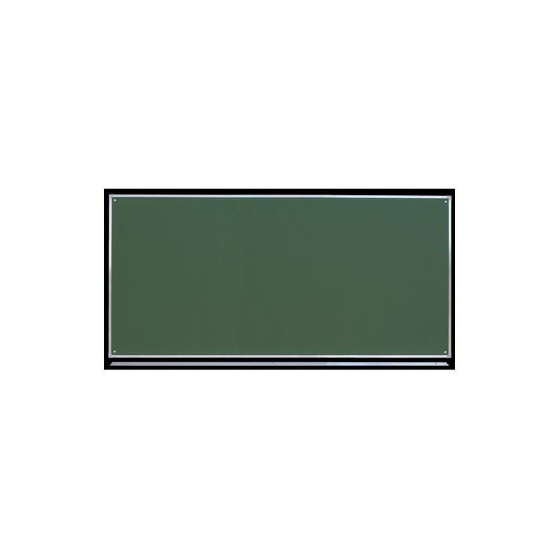Tablica ceramiczna, zielona 2,00 x 1,00 m typ C