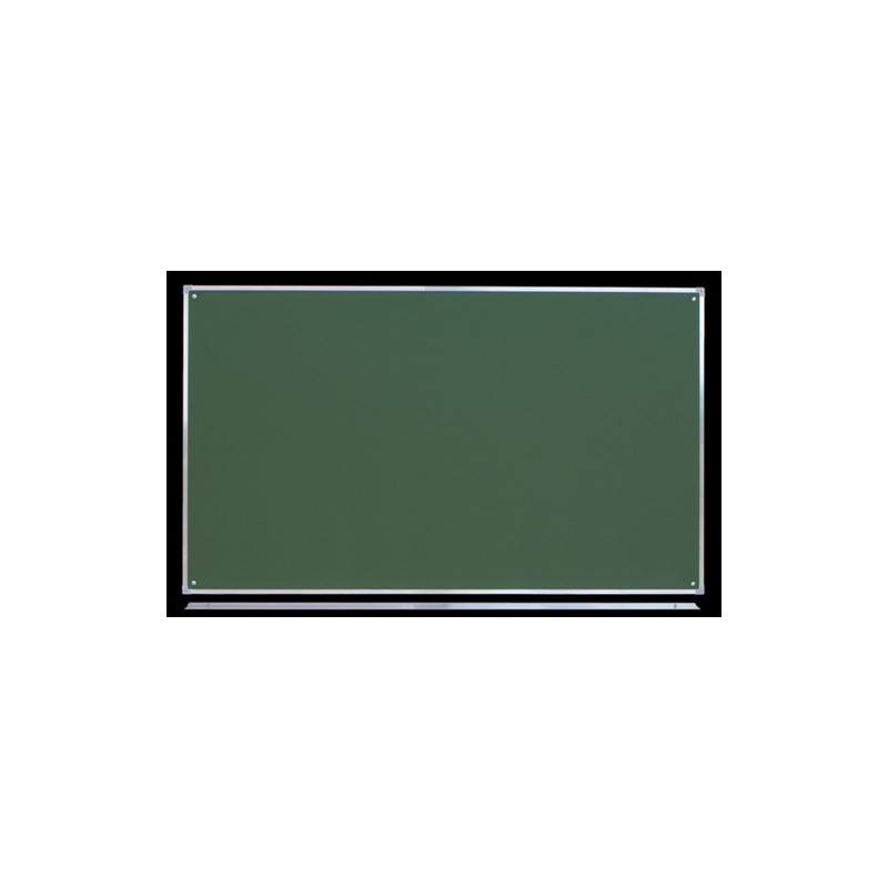 Tablica ceramiczna, zielona 1,70 x 1,00 m typ C