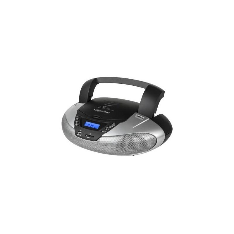 Boombox z CD, SD, USB model K-3902