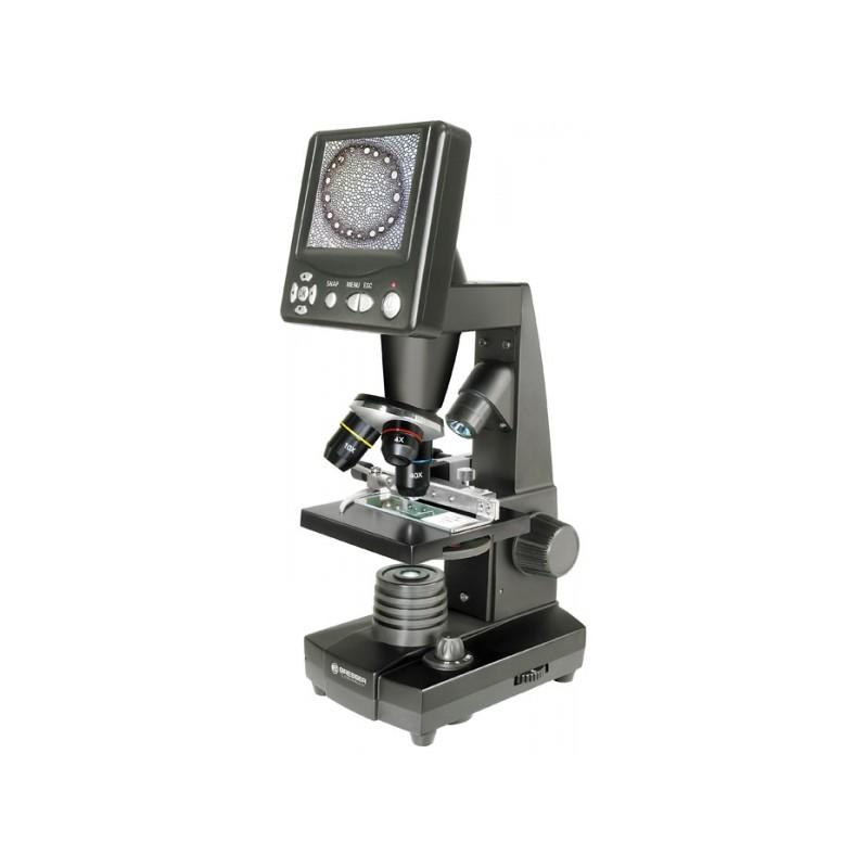 Mikroskop z wyświetlaczem LCD 50x500x