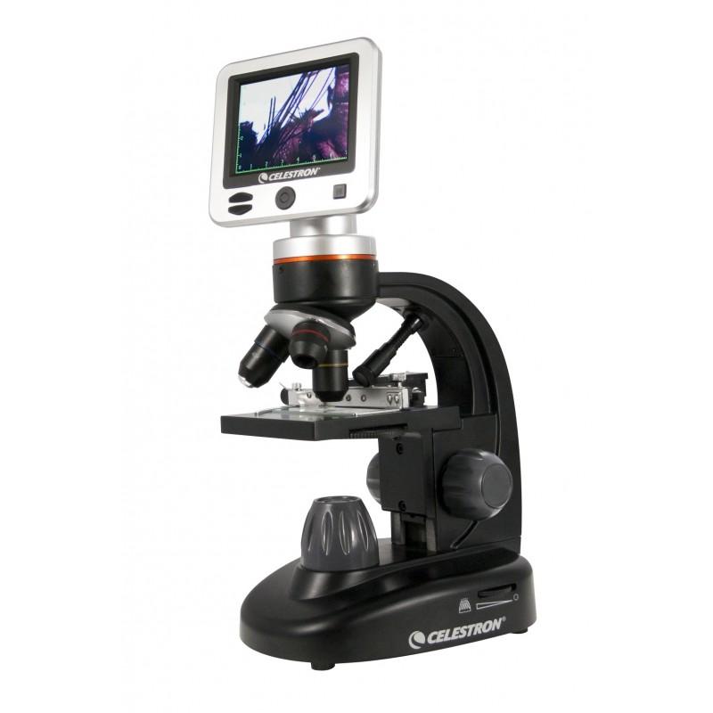 Mikroskop cyfrowy z wyświetlaczem LCD II