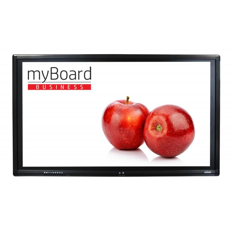 "Monitor interaktywny myBOARD LED 55"" 4K UHD z Androidem"