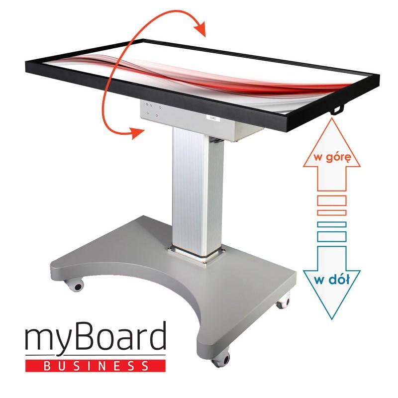 Stół multimedialny myBOARD LED 65'' 4K UHD z Androidem + OPS PLUS i3-6100