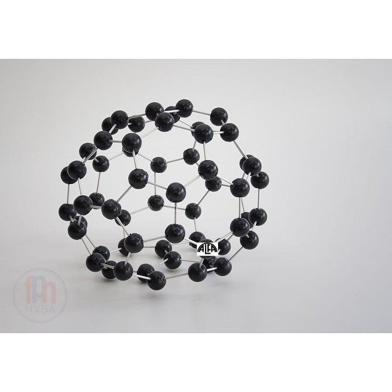 Model fullerenu C60