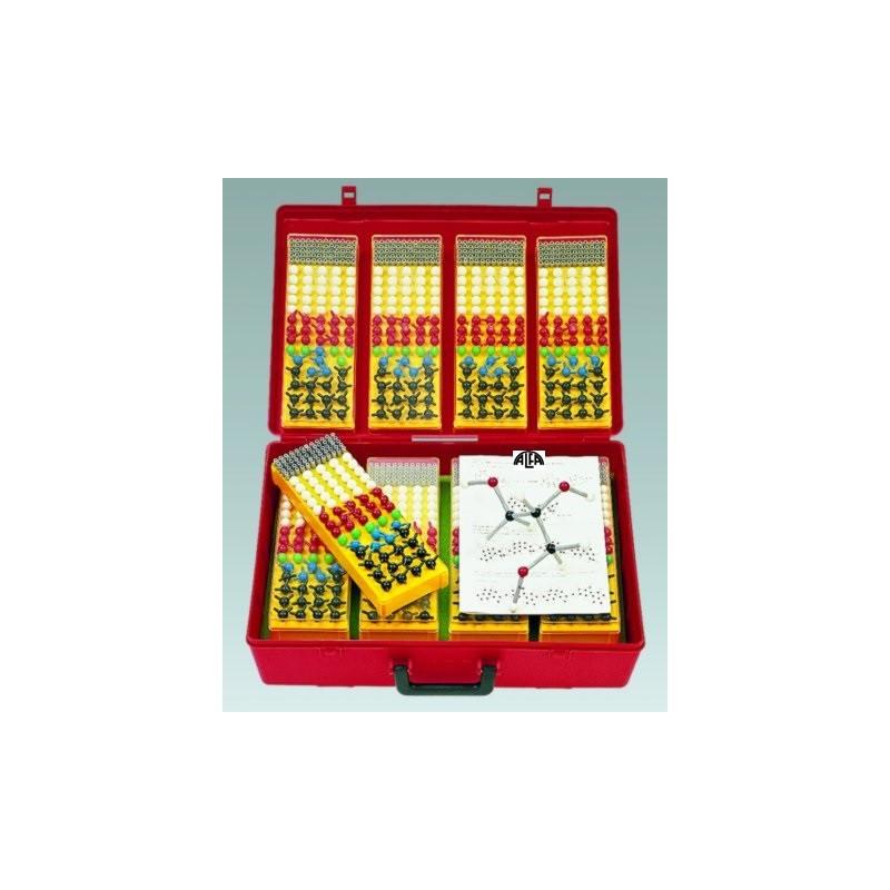 Molekuły, zestaw II modele atomów 42880